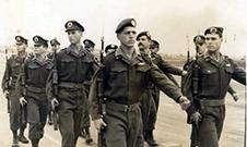 מחזור אוגוסט, 1960, הצנחנים גדוד 890
