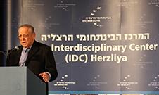 הרצאה בפני מועדון העסקים הישראלי - לונדון