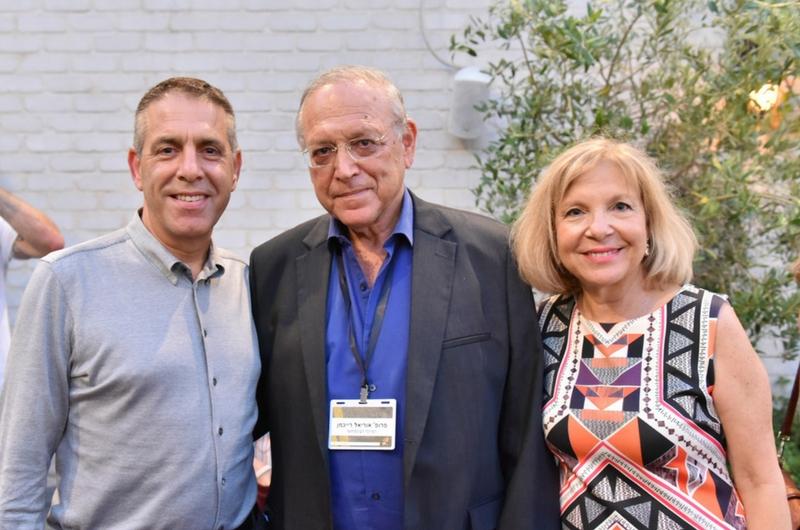 איגוד השיווק הישראלי העניק פרס מפעל חיים בשיווק לפרופ' אוריאל רייכמן, נשיא ומייסד המרכז הבינתחומי הרצליה