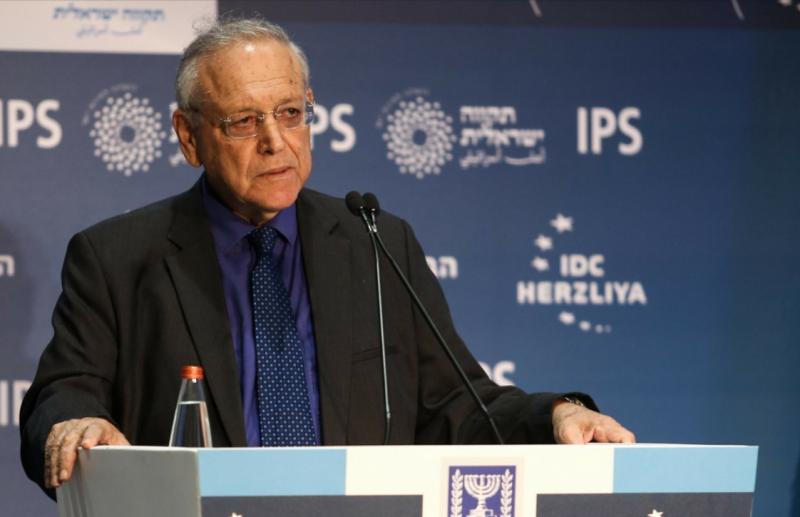 פרופ' אוריאל רייכמן, נשיא ומייסד המרכז הבינתחומי הרצליה, השתתף ב